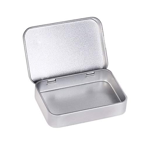 Cuigu Mini-Metalldose, Geschenkbox, versiegelt, Werkzeug für Bonbons, Bonbons