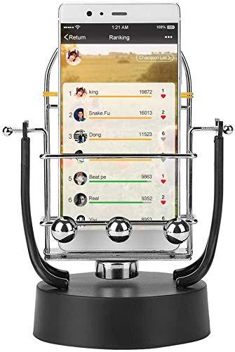 Yosoo Health Gear Phone Swing Pokemon Go, Telefon Swing Device Trittzähler Swing Wiggler Swing Motion Brush Step Automatischer Walker Shake-Schrittzählerhalter für das WeChat Run Step Count-Programm