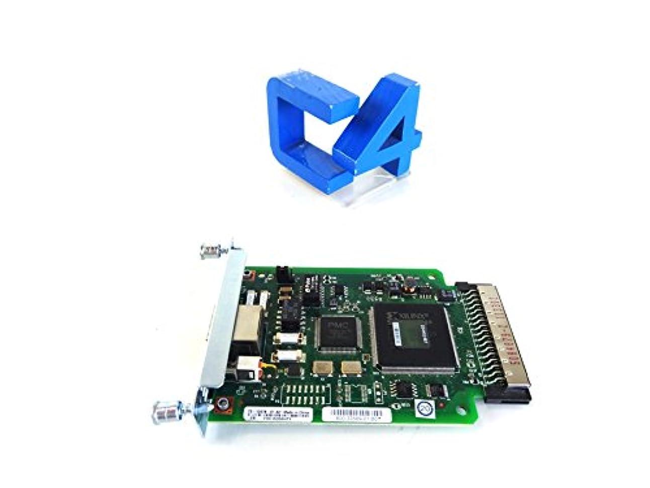 マチュピチュママ悲惨Cisco Systems 1-Port T1/Fractional T1 DSU/CSU WAN InterfaceCard HWIC-1DSU-T1=