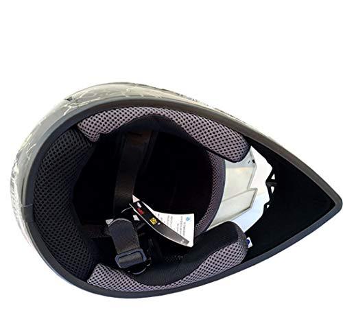 Amazon.es: SSIC-Motocross Helmet/Moto Crosshelm, Kinder-Cross-Helm ...