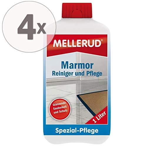 Mellerud 4 x 1 Liter Marmor Reiniger und Pflege