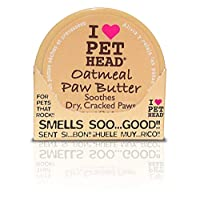 WHOLESOME AND ECO-FRIENDLY: Pet Head is ph balanced and uses no harsh chemicals making it a must-have for every furry family member PAW HEALTH: Pet Head Paw Butter works great to keep paws moisturized year round. Paws need protection from heat and sn...