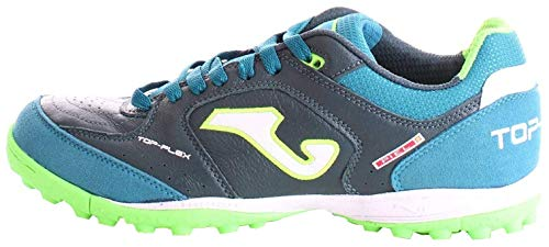 Scarpe Calcetto Turf Joma Top Flex 915, Verde, 43.5