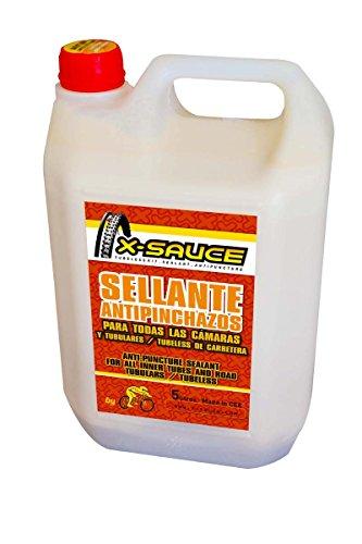 X-Sauce, Antipinchazos para tubeless, 5 L