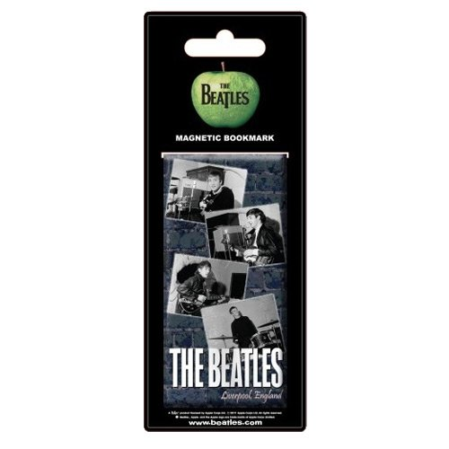 The Beatles in Cavern Magnetic Bookmark [Import]
