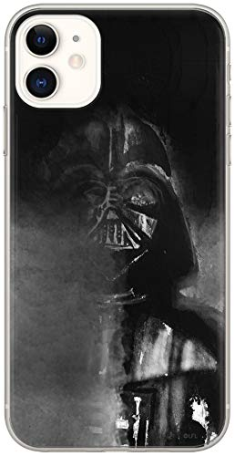 ERT GROUP Original Star Wars Handyhülle Darth Vader 004 iPhone 11 Phone Hülle Cover, Mehrfarbig, SWPCVAD1031
