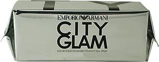 City Glam By Giorgio Armani For Men. Eau De Toilette Spray 1.7 Ounces