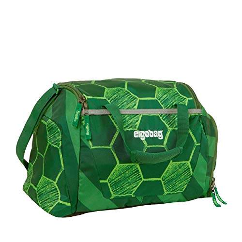 ERGOBAG Duffle Bag – Sporttasche, Unisex, Kinder, Mehrfarbig (StrikeBear)