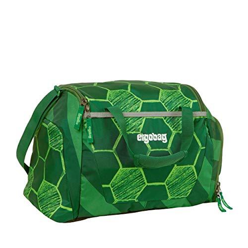 ERGOBAG Duffle Bag Sporttasche, Unisex, für Kinder, Mehrfarbig (StrikeBear)