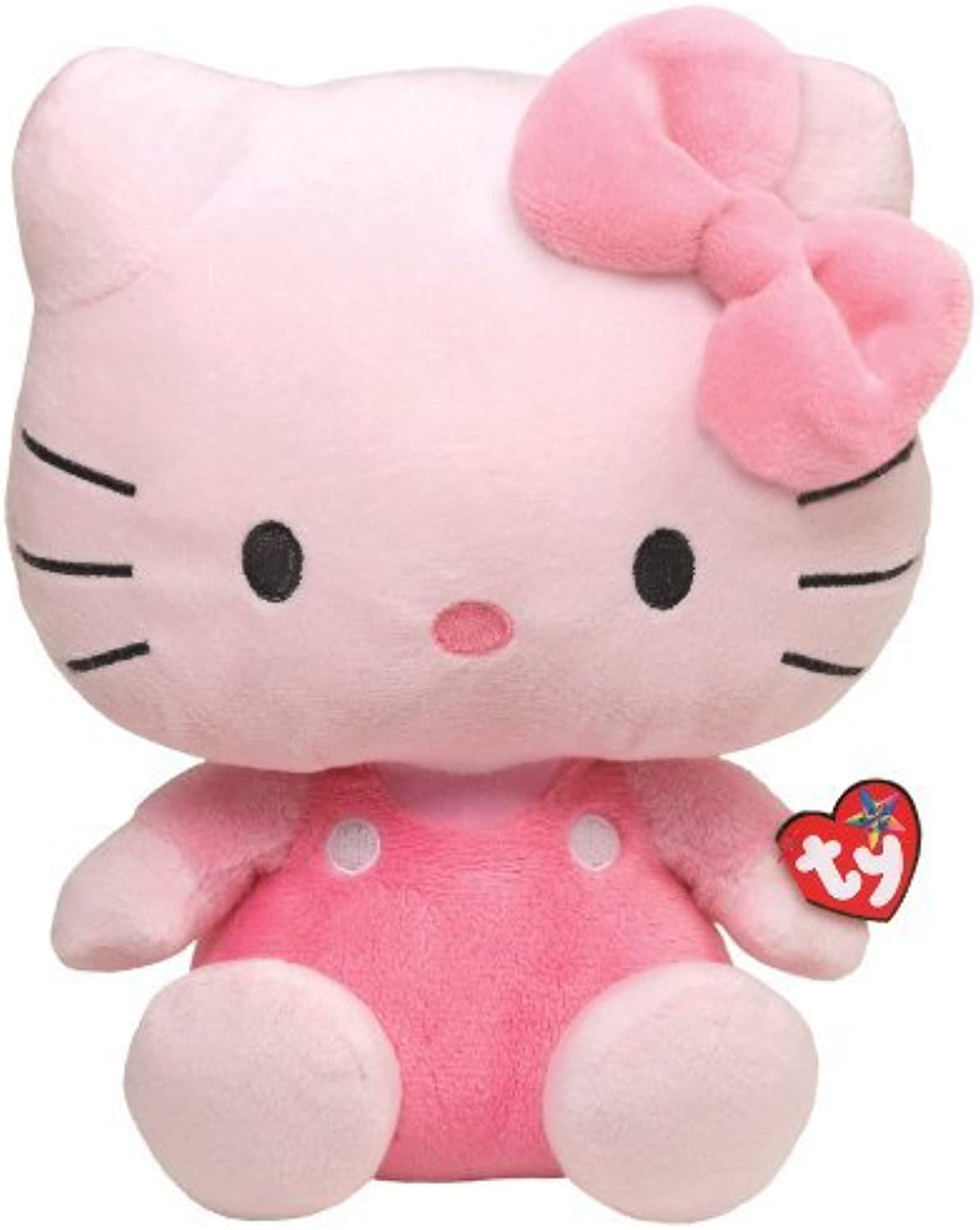 Ty Beanie Buddy Hello Kitty - All Pink (Large) by Ty