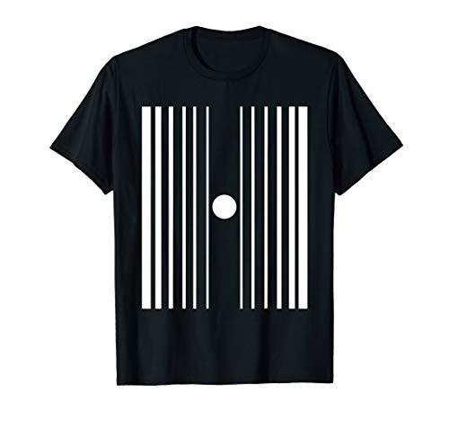 Doppler-Effekt Fasching Kostüm für Nerds T-Shirt
