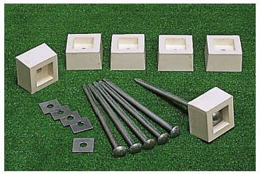 SSK(エスエスケイ) 野球 ベース ハイスピリットベース用ベース釘 YM40K