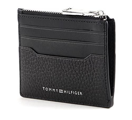 Tommy Hilfiger TH Downtown CC Holder W Zip Black