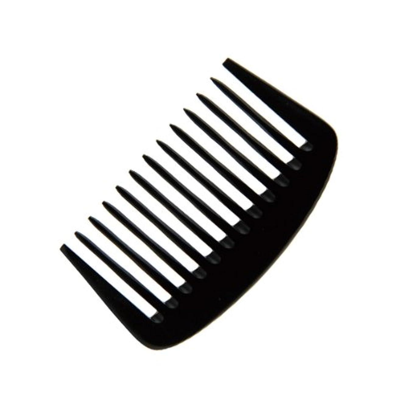 衝突保存涙エトゥベラ e-ーフムーンコーム K-8010 105mm (美容室用) 全2色ブラック