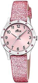 Lotus Quartz Montre avec Bracelet en Cuir 18624/2