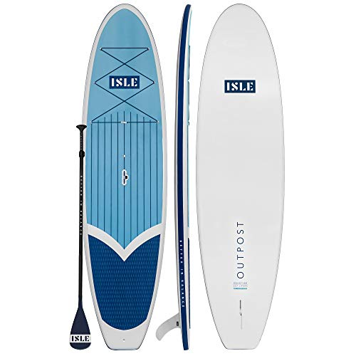 ISLE Voyager Rigid Epoxy Stand Up Paddle Board