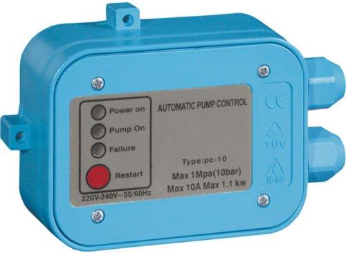 SCHEDA RICAMBIO presscontrol ELETTROPOMPA AUTOCLAVE 1,5 2,2 BAR autoclave