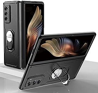 سامسونج جالاكسى زد فولد 2 (Samsung Galaxy Z Fold 2)كفر 360 درجة جيه كيه كيه قطعتين ارمور -احمر
