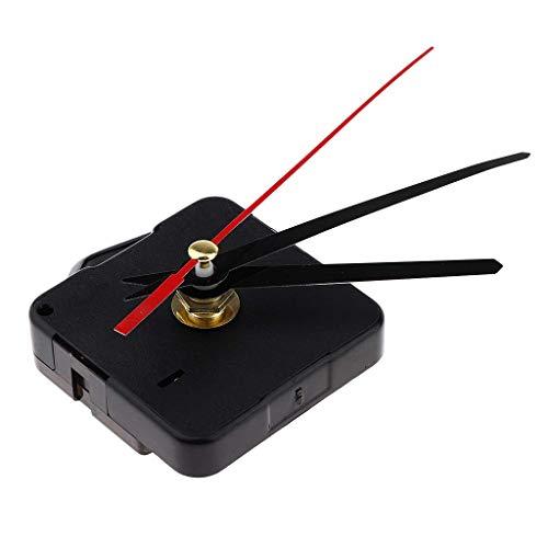 Tuoservo Black Quartz DIY Wall Clock Movement Mechanisms Battery Powered...