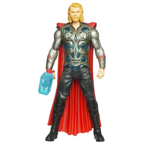 Thor The Mighty Avenger Action Figure - Thor with Blue Hammer