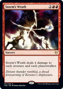 Magic: The Gathering - Storm's Wrath - Theros Beyond Death