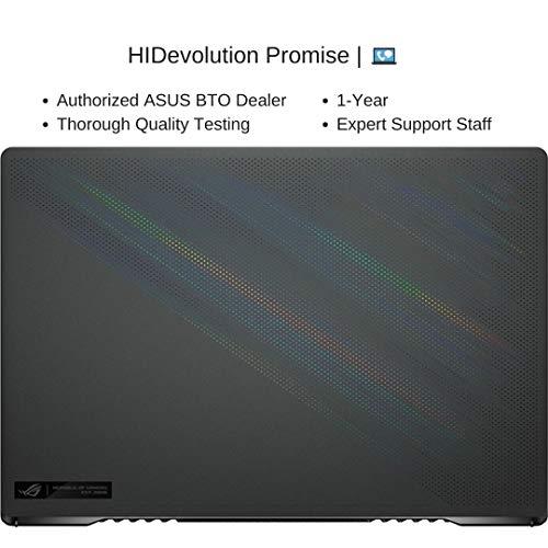 Compare HIDevolution ASUS ROG Zephyrus G15 GA503QR (GA503QR-211.ZG15-HID1P) vs other laptops