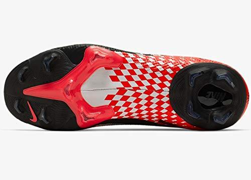 Nike Mercurial Vapor 13 Elite Neymar JR. FG Shoes JR Chrome/Black-RED Orbit-Platinum Tint 19/20 37,5 Chrome/Black-RED Orbit-Platinum Tint - 4