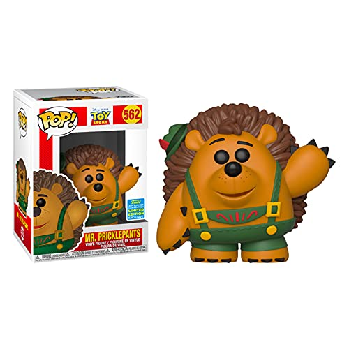 POP Funko Toy Story 562 Mr. Pricklepants 2019 Summer Convention