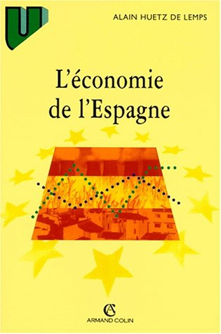 L'économie de l'Espagne, 3e édition