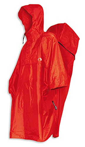 Tatonka Regencape Cape Men 2795 - Rot , XL