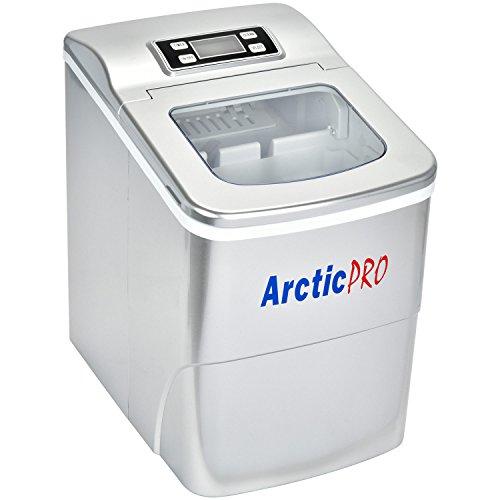 PORTABLE DIGITAL ICE MAKER MACHINE by Arctic-Pro