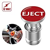 Eject Button Car Cigarette Lighter - 12-Volt Replacement Accessory Fits Most Vehicles (EJECT)