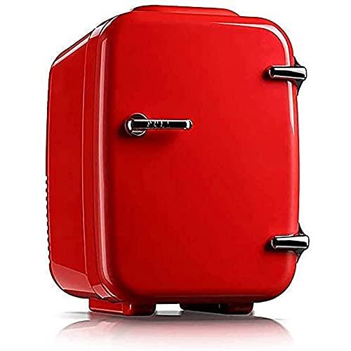 GGZZLL Frigorífico portátil Mini refrigerador Refrigerador Calentador Frigorífico portátil Frigorífico Mini Bar...