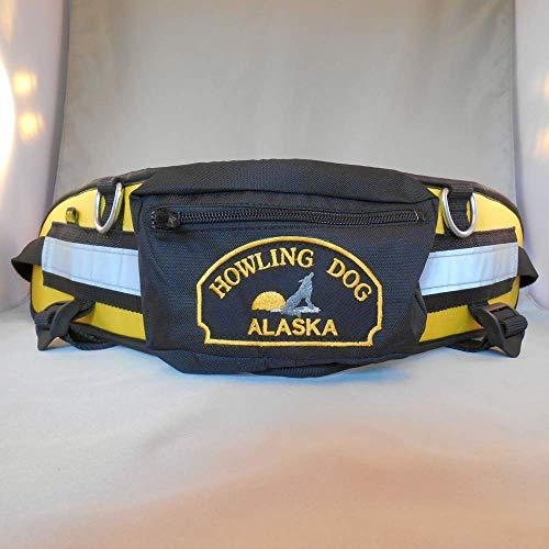 Howling Dog Alaska Canicross riem, ski-öring, dog trekking, scooter, bikejöring, wandelen, tochten,
