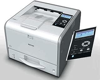 Ricoh SP 3600DN LED Printer - Monochrome - 1200 x 1200 dpi Print - 850 sheets Input - 50000 pages per month - Auto Duplex Print - Ethernet - USB