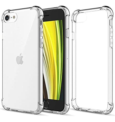 Capa Case Em Tpu Para Novo iPhone SE 2020 iPhone SE 2