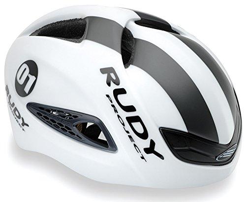 Rudy Project Casco Boost, White/Graphite (Matte) (S-M 54-58)