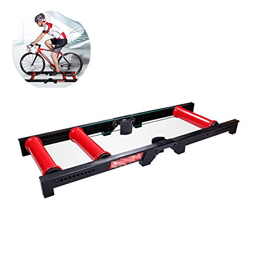 SUIBIAN Bicicletas Trainer, de Nylon de Fibra de Vidrio Cubierta de Rodillo...
