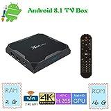 X96mini TV Box, Android 7.1.2, RAM 2GB+ROM 16G, CPU: Amlogic...