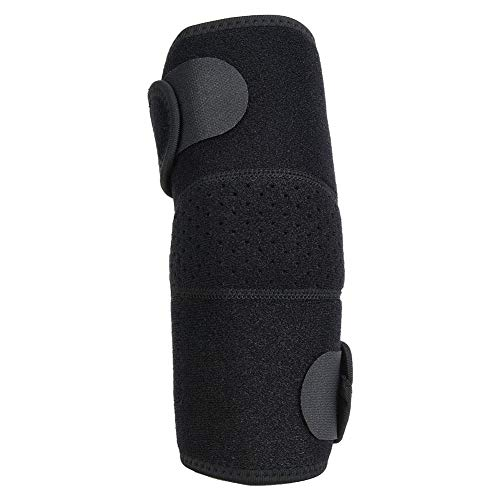 Yosoo Elbow Guard Excerise Protective Sleeve,Comfortable OK Cloth Elbow Protector Guard Pads Brace Support Sleeve for Sports Exercise Fitness(Single)
