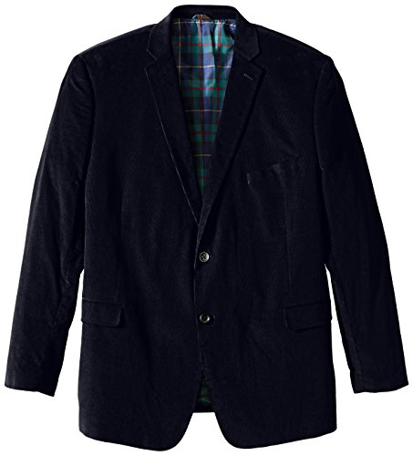 U.S. Polo Assn. Men's Big-Tall Big and Tall Cotton Corduroy Sport Coat, Navy, 54 Regular