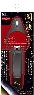 関孫六 LEDルーペ付きツメキリ HC3536