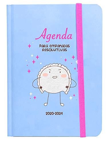Planeta Gifts Agenda escolar 2020-2021 Croqueta y Empanadilla (TANTANFAN)