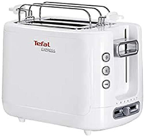 Tefal TT 360131 - Tostador (850W) Color blanco