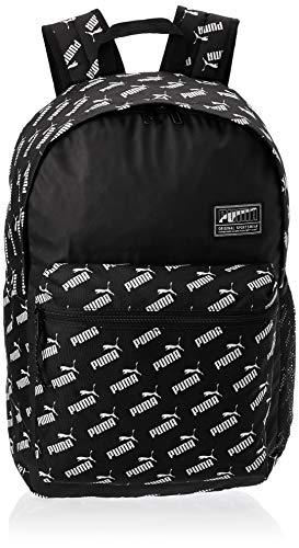 Puma Academy Backpack Mochila, Adultos Unisex, Black-No. 1 Logo AOP (Negro), Talla...