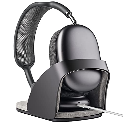 SUPERONE Headphone Stand Designed for AirPods Max, Headset Holder with Hibernating Base AirPods Max...