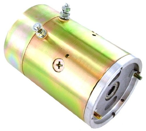 Sale!! Snow Plow Motor Replacement For Meyer E57 E57H E-60H Fenner Fluid Power Pump 15829 15841 1586...