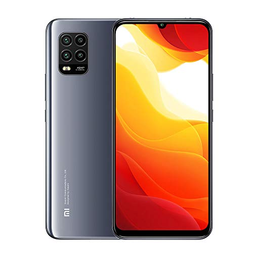 Xiaomi Mi 10 Lite 5G Smartphone - Ram 6Gb Rom 128Gb 6.57'' Amoled 48Mp Quad-Telecamera 4160Mah (Typical) Nfc Nero [Versione Globale]