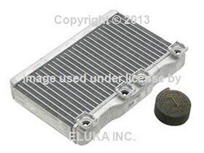 Sale!! BMW Genuine Heater Core with Aluminum Water Box for 740i 740iL 740iLP 750iL 750iLP