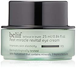 Belif Peat Revital Eye Cream